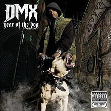 Обложка альбома DMX «Year of the Dog… Again» (2006)