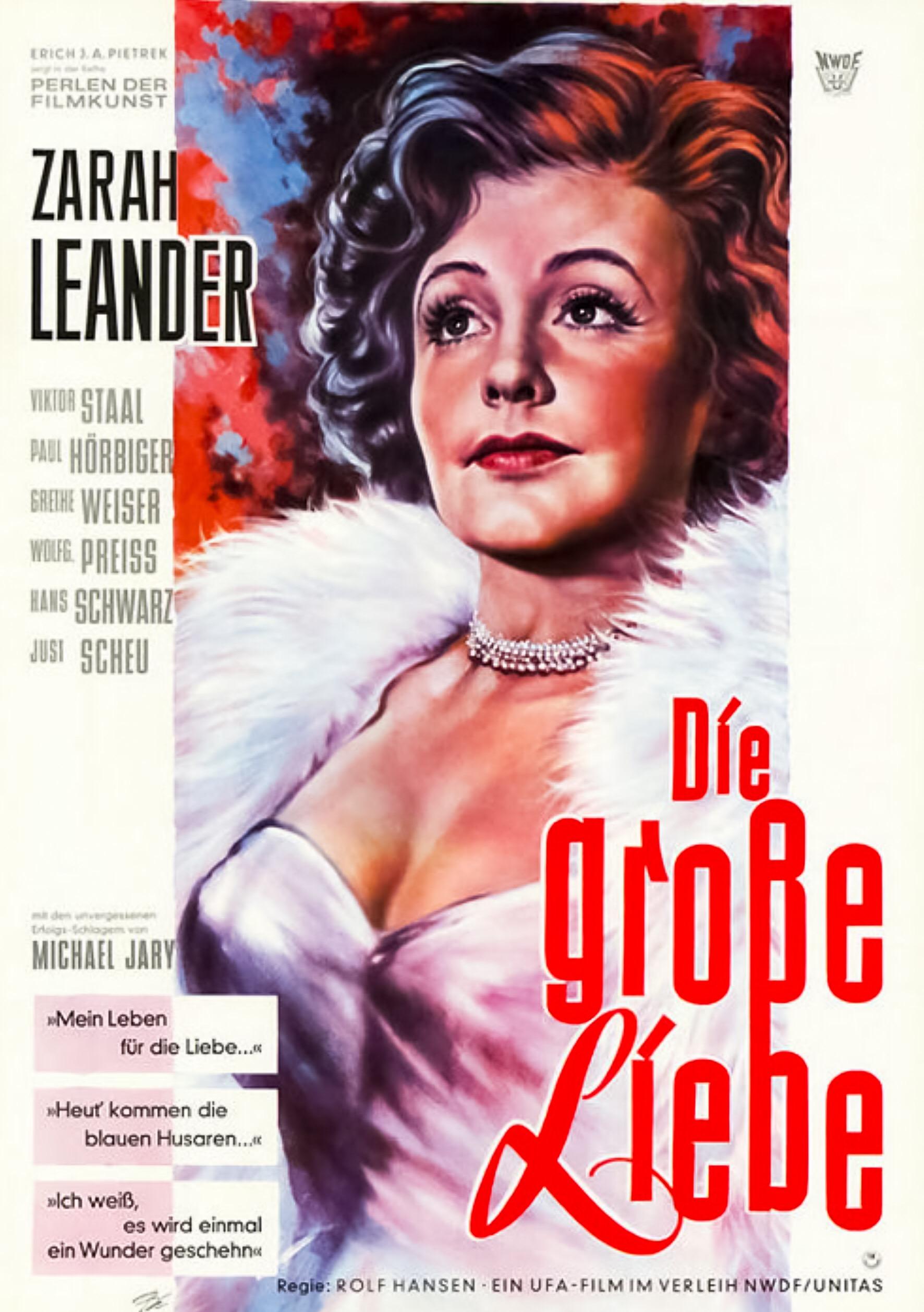 Liebe Film Vintage