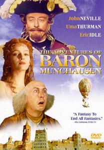 пьеса барон мюнхаузен: