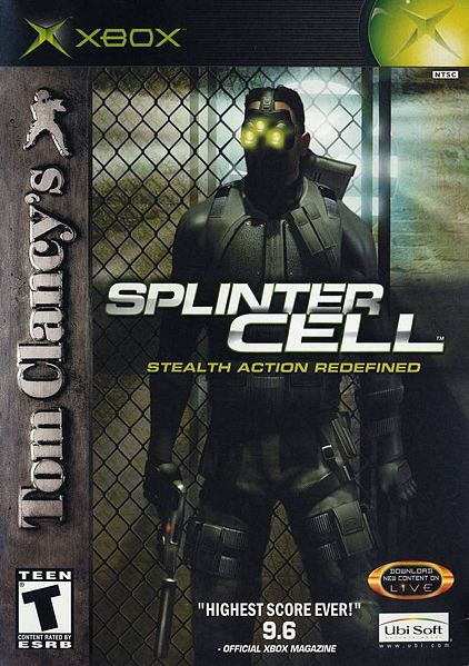 Сплинтер Селл / Splinter Cell