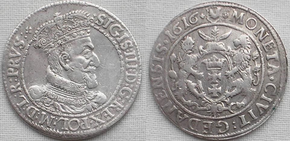 Монета сигизмунд 3 цена 20 центов монета 2007 года цена