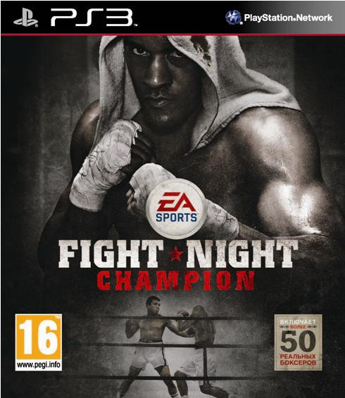 Fight night champion скачать торрент