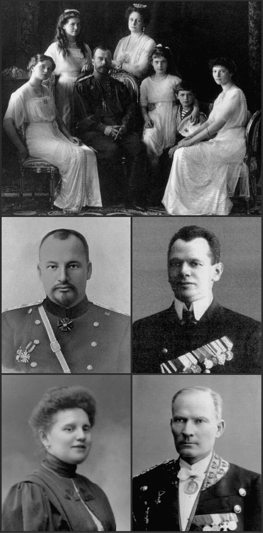 Расстрел царской семьи — Википедия