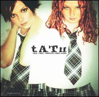 Обложка сингла t.A.T.u. «All the Things She Said» (2002)