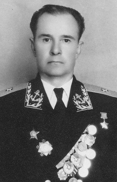 Котов сергей петрович биография великая отечественная война
