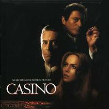 Обложка альбома «Casino: Original Motion Picture Soundtrack» (1995)
