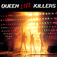 Обложка альбома Queen «Live Killers» (1979)