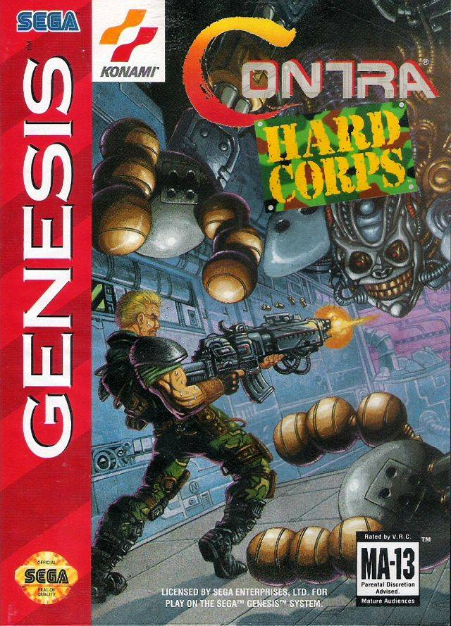 Hard Corps Uprising Ost