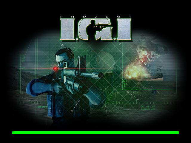 Project I.G.I. Project_IGI