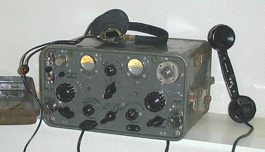 Приёмопередатчик радиостанции