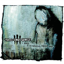 Обложка сингла Three Days Grace «I Hate Everything About You» (2003)