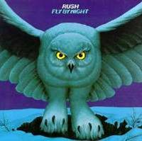 Обложка альбома Rush «Fly by Night» (1975)