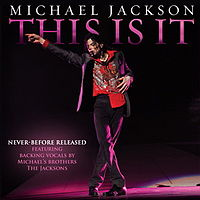 Обложка сингла «This Is It» (Майкл Джексон, 2009)