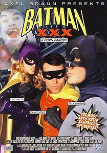 Batman порнопародия
