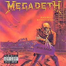 Обложка альбома Megadeth «Peace Sells… but Who's Buying?» (1986)