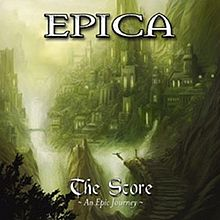 Обложка альбома Epica «The Score – An Epic Journey» (2005)