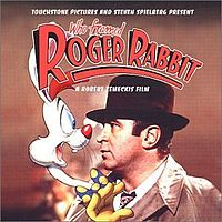 ������� ������� � ������ «��� ��������� ������� �������» «Who Framed Roger Rabbit (Soundtrack from the Motion Picture)» ({{{���}}})