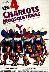 Четыре Мушкетёра Комедия Франция