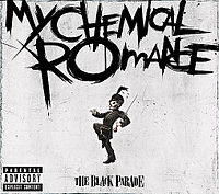 Обложка альбома My Chemical Romance «The Black Parade» (2006)