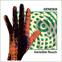 Обложка альбома Genesis «Invisible Touch» (1986)