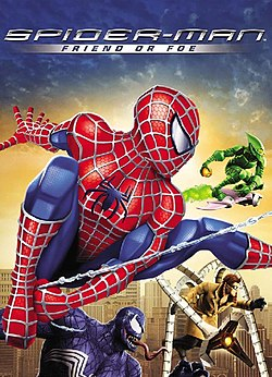 Spider-Man Friend Or for-Games For.jpg