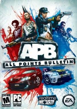 apb all points bulletin