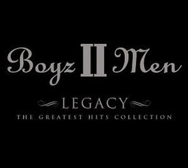 Обложка альбома Boyz II Men «Legacy: The Greatest Hits Collection» (2001)