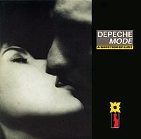 Обложка сингла «A Question of Lust» (Depeche Mode, 1986)