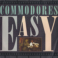 Обложка сингла «Easy» (Commodores, 1977)