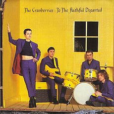 Обложка альбома The Cranberries «To the Faithful Departed» (1996)