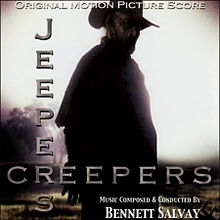 Обложка альбома Беннетта Сальвея «Jeepers Creepers: Original Motion Picture Score» (2001)