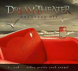 Обложка альбома Dream Theater «Greatest Hit (...and 21 Other Pretty Cool Songs)» (2008)
