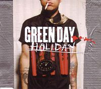 Обложка сингла «Holiday» (Green Day, 2005)