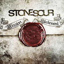 Обложка сингла «Mission Statement» (Stone Sour, 2010)