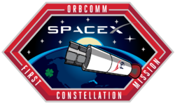 Orbcomm-G2 mission 1 patch.png
