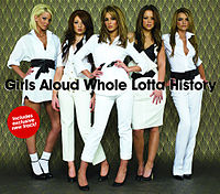 Обложка сингла «Whole Lotta History» (Girls Aloud, 2006)