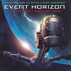 Обложка альбома Майкл Кеймен, Orbital «Event Horizon (Selections From The Motion Picture Soundtrack)[4]» ()