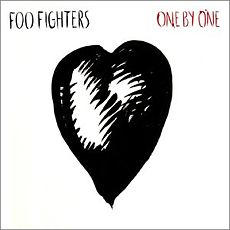 Обложка альбома Foo Fighters «One by One» (2002)