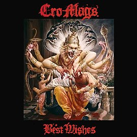 Обложка альбома Cro-Mags «Best Wishes» (1989)
