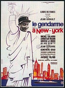 Кино: американское и не только - Страница 4 222px-Le_Gendarme_a_New_York_%28poster%29