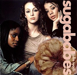 Обложка альбома Sugababes «One Touch» (2000)