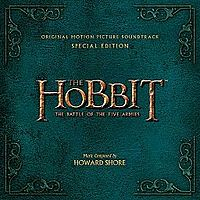Обложка альбома  «The Hobbit: The Battle of the Five Armies» (2014)