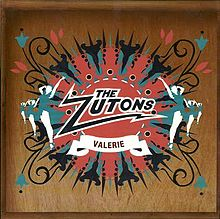 Обложка сингла «Valerie» (The Zutons, 2006)