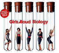 Обложка альбома Girls Aloud «Biology Alternative Cover» (2005)