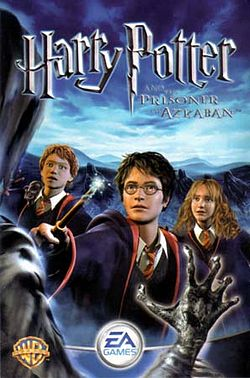 Harry Potter and the Prisoner of Azkaban — game.jpg