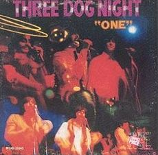 Обложка альбома Three Dog Night «Three Dog Night» (1968)