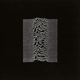 Обложка альбома Joy Division «Unknown Pleasures» (1979)