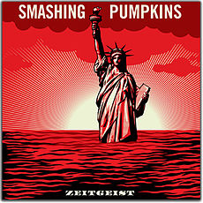 Обложка альбома The Smashing Pumpkins «Zeitgeist» (2007)
