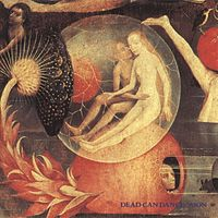 Обложка альбома Dead Can Dance «Aion» (1990)