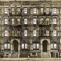 Обложка альбома Led Zeppelin «Physical Graffiti» (1975)